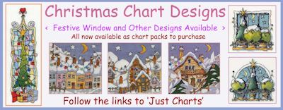 Free Festive Window Chart Pack Box